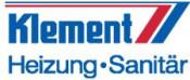Logo Klement Sanitär- und Heizungsbau GmbH