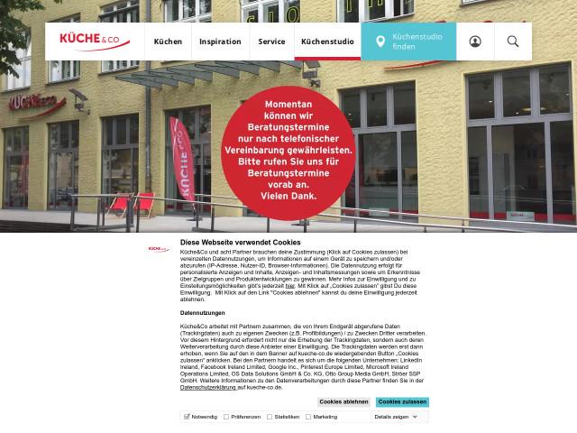 Kuche Co Berlin Spandau Offnungszeiten Telefon Adresse