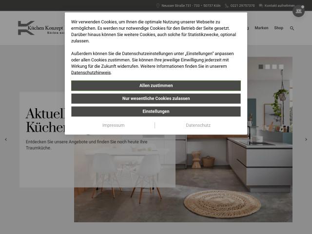 Küchen im angebot köln  ▷ Küchen-Konzept-Köln ✅ | Tel. (0221) 297573... ☎ - Adresse