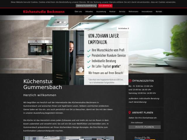 Küchen Gummersbach küchenstudio beckmann tel 02261 676 bewertung
