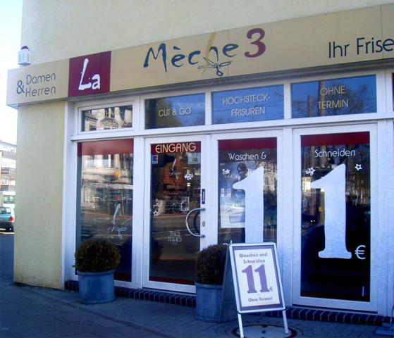 La Meche 3 Friseur Tel 0421 43741 Bewertung