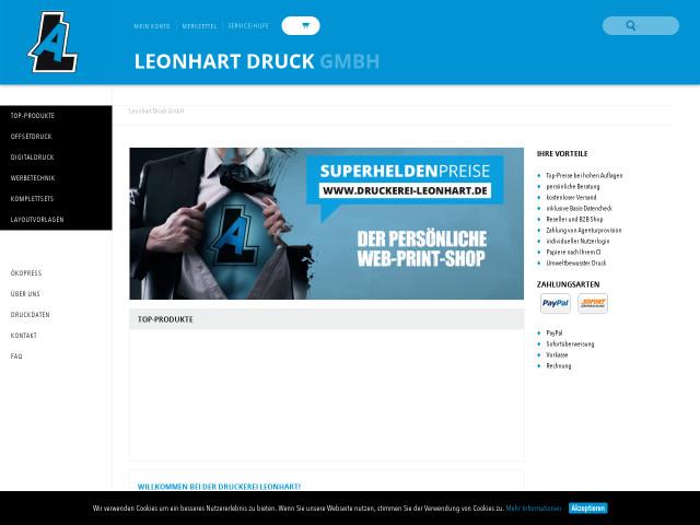 Leonhart Druck Gmbh Tel 08722 962 Bewertung