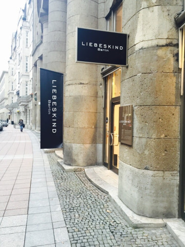 a1b0b64e3d5fe ▷ LIEBESKIND BERLIN - Store Frankfurt ✅