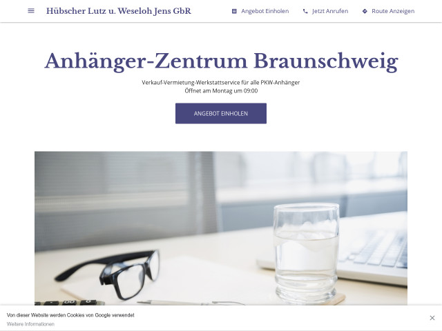 Lutz Hubscher Und Jens Weseloh Gbr Tel 0531 31001