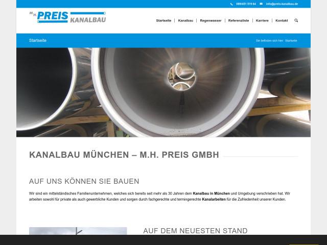 Mh Preis Gmbh Tel 089 451519 Zur Homepage