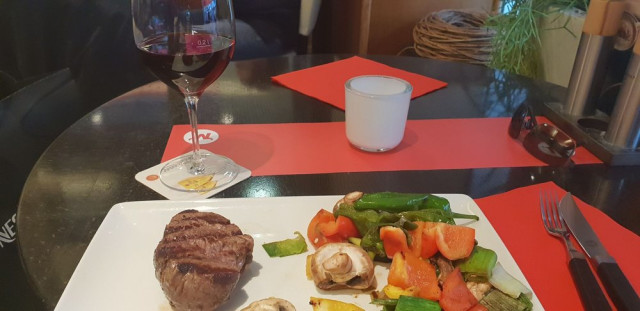 Maredo Steakhouse Frankfurt Am Fressgaß Tel 069 2880