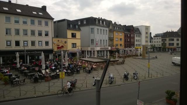 Markt De Mönchengladbach