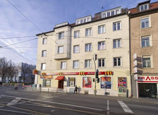 watch e927e 6e87b McDonald's Restaurant München Schwabing-West ...