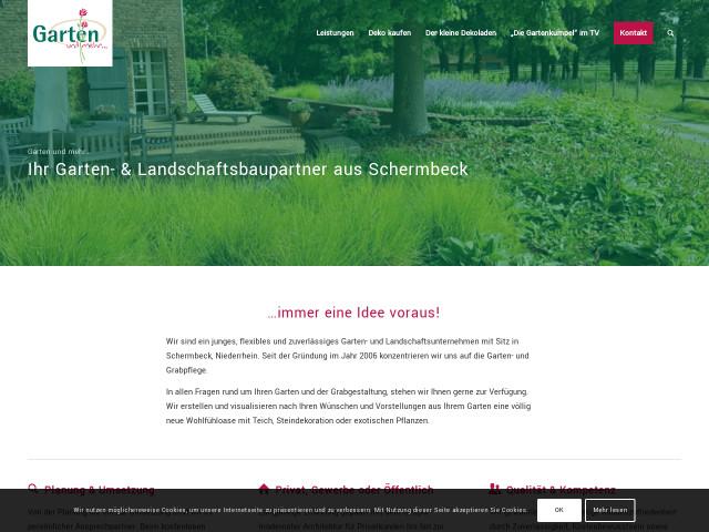 Garten Und Mehr michael rittmann garten und mehr tel 02853 8618