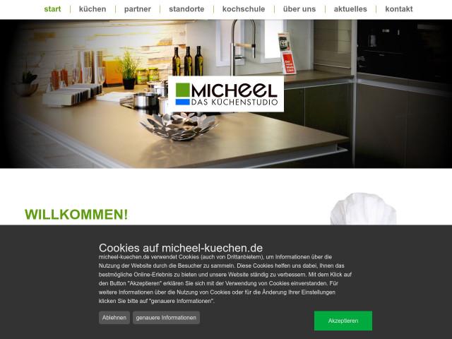 micheel das k chenstudio gmbh tel 0345 1317. Black Bedroom Furniture Sets. Home Design Ideas