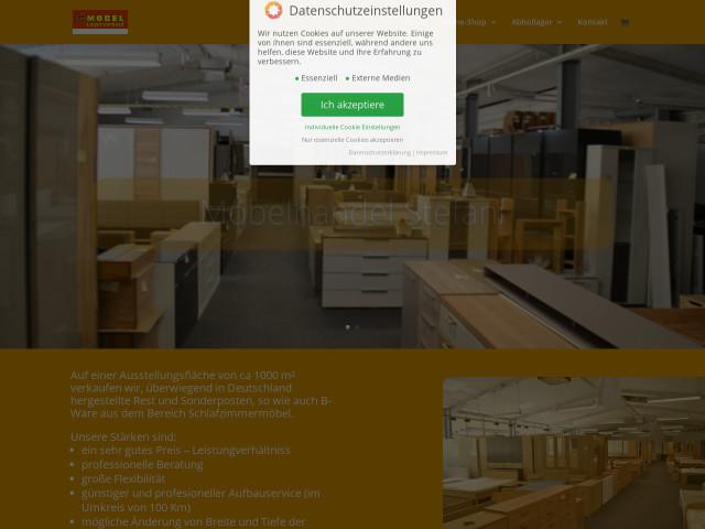 Möbelhandel Lagerverkauf Tel 06152 85822