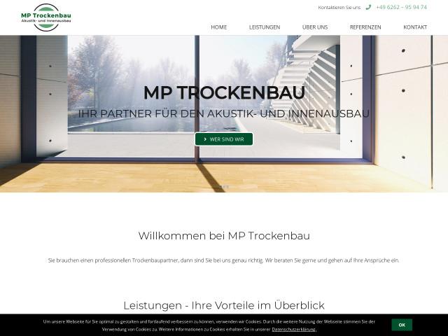 M. p. trockenbau gmbh