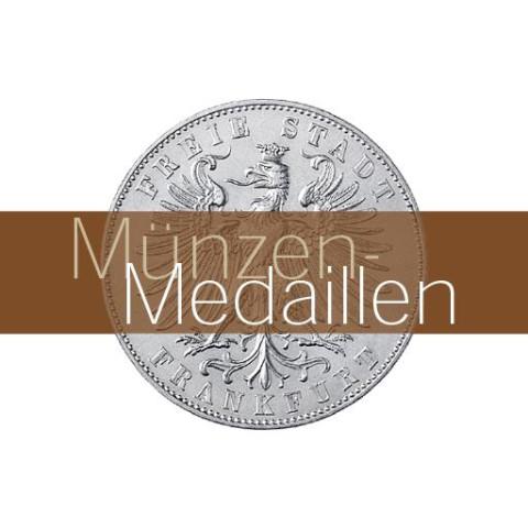 Münzen Medaillen Frankfurt Walter A Braun Ek Tel 069