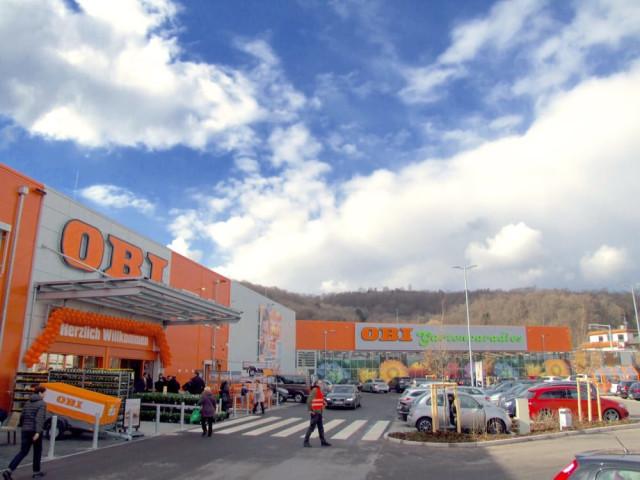 OBI GmbH Co Deutschland KG Fil Stuttgart Westbahnhof