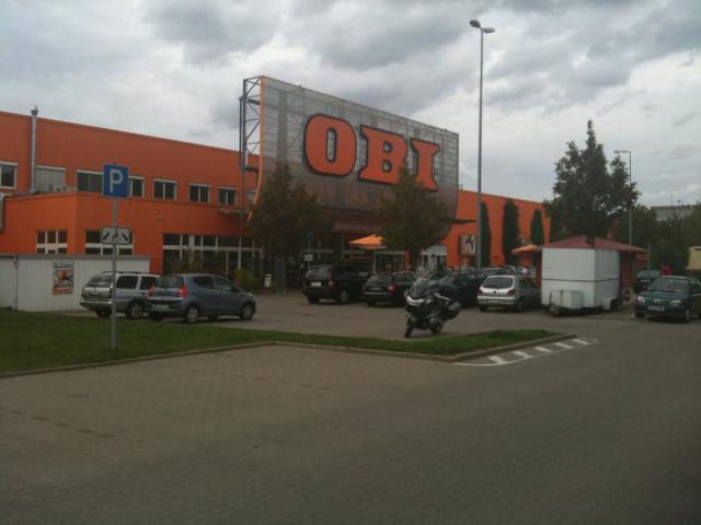 OBI Markt Hannover Linden