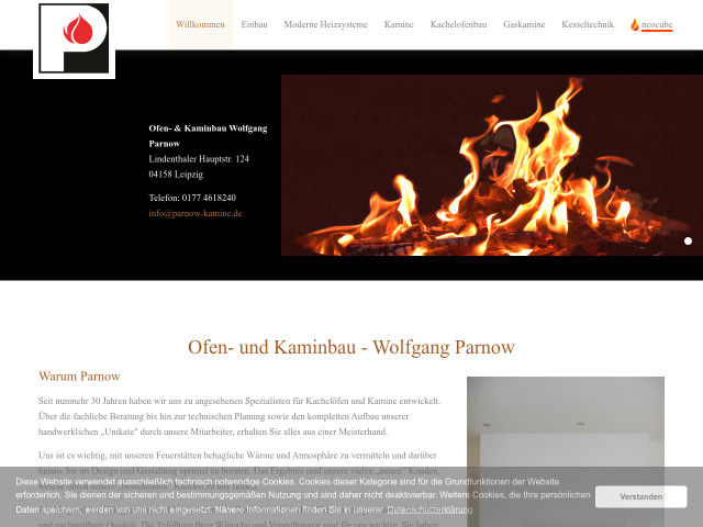 Kaminbau Leipzig ofen kaminbau wolfgang parnow tel 0341 4677