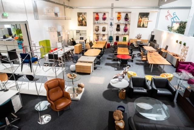 Gut gemocht office-4-sale Büromöbel Lagerverkauf bei Berlin, Frankfurt ME59