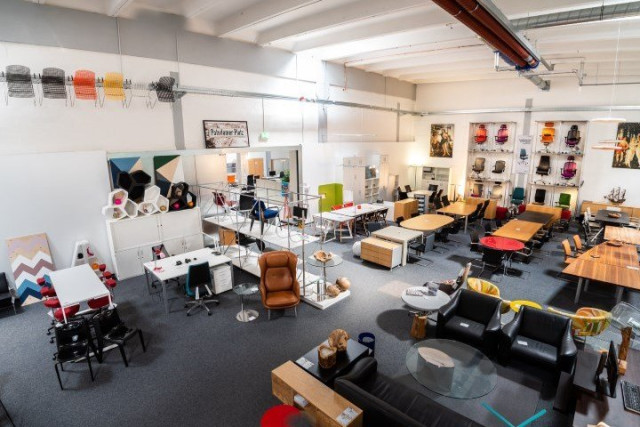 Relativ office-4-sale Büromöbel Lagerverkauf bei Berlin, Frankfurt SI42