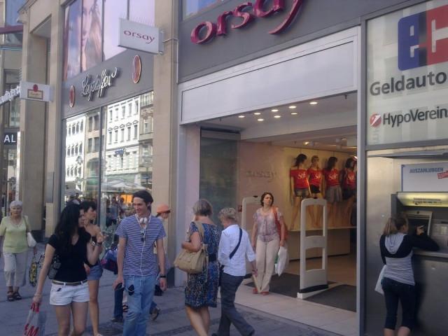 Orsay Frankfurt