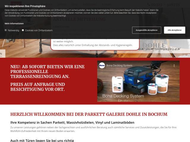Parkett Bochum parkett galerie dohle tel 02327 3287 bewertung