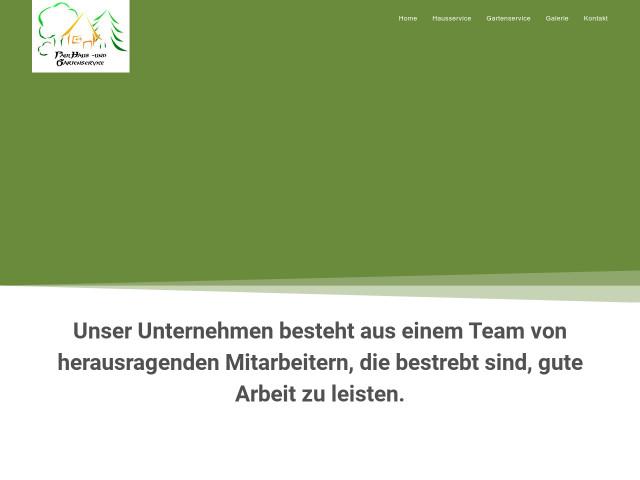 ▷ Paul Haus- und Gartenservice ✅ | Tel. (0173) 21367 ...