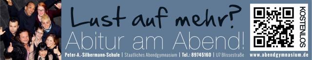 Logo Peter A Silbermann Schule Berliner Abendgymnasium Fr Berufsttige