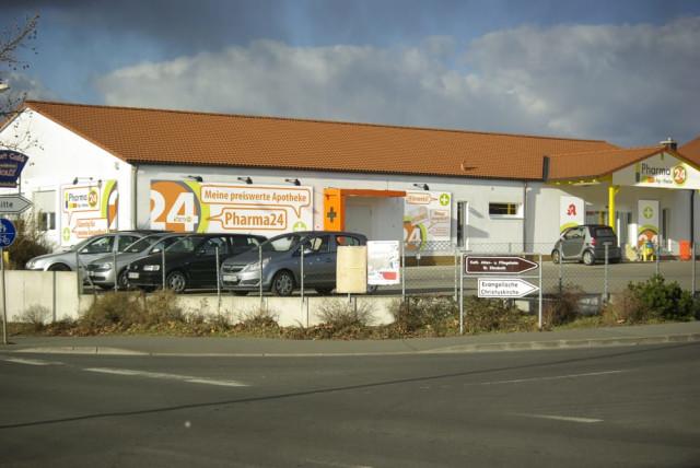 pharma24 Apotheke Ulrich Hartmann Neunkirchen am Brand ...