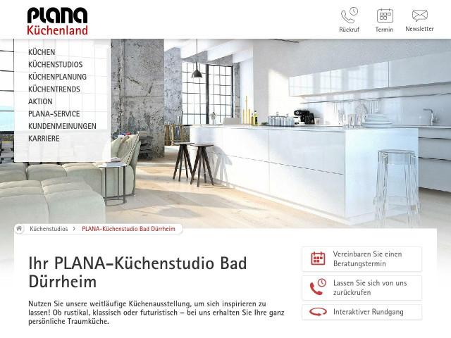 ▷ PLANA Küchenland - Henselmann Küchenvertriebs GmbH ✅ | Tel ...