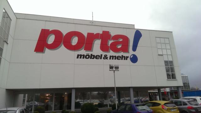 Porta Möbel Handels Gmbh Co Kg Fil Bielefeld Tel 0521