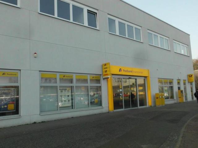 Postbank-Finanzcenter Berlin-Britz | Öffnungszeiten | Telefon | Adresse