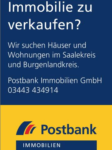 ▷ Postbank Immobilien Claudia Schmidt ✅   Tel. (03461) 5023... ☎ -