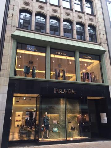 20a1c4fe8aa50 ▷ PRADA Germany GmbH Store Hamburg ✅