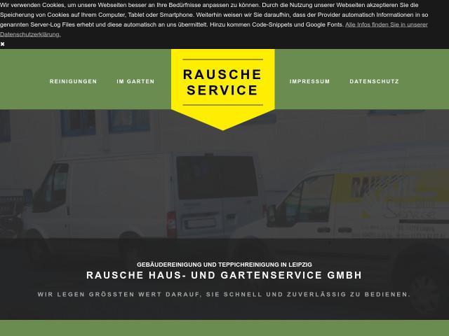 ▷ Rausche Haus- und Gartenservice GmbH ✅ | Tel. (034291) 386 ...