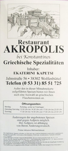 grieche wolfenbüttel