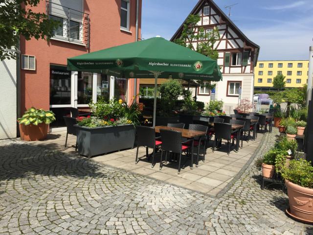 restaurant am stadtgarten tel 07731 9751. Black Bedroom Furniture Sets. Home Design Ideas