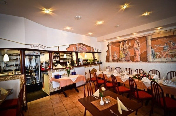 Restaurant Omega Darmstadt