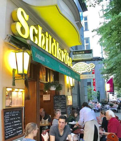 Restaurant Schildkröte Tafelrunde Gaststättenbetriebs Gmbh