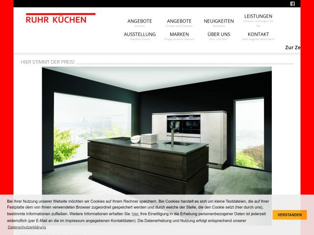 Rk Ruhr Kuchen Gmbh Tel 0201 507198