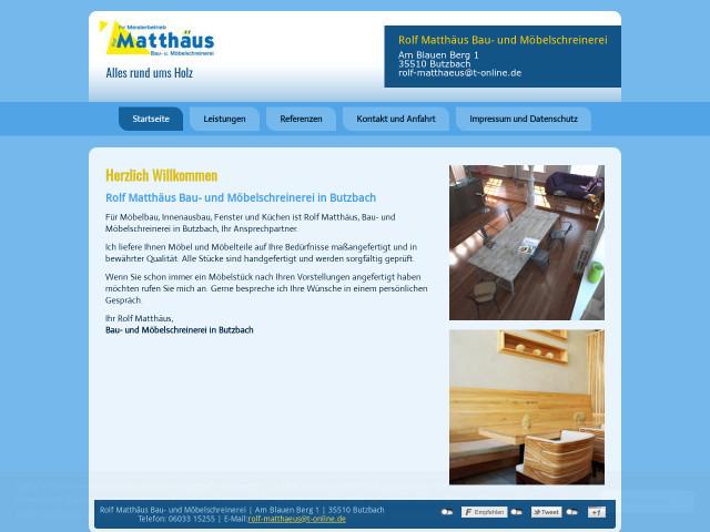 Butzbach Fenster rolf matthäus bau und möbelschreinerei tel 06033 152