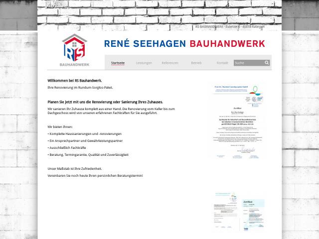 Bauunternehmen Ratingen rs bauhandwerk inh rene seehagen tel 0800 66482