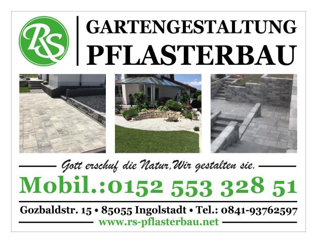 Garten Und Landschaftsbau Ingolstadt rs galabau tel 01525 53328 öffnungszeiten