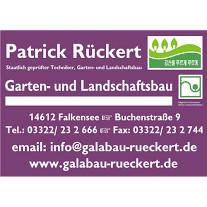 ▷ rückert, patrick gartenbau u. landschaftsbau ✅ | tel. (03322, Garten ideen