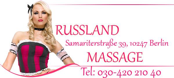 Russland Massage