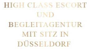 Save the Date Escort Düsseldorf