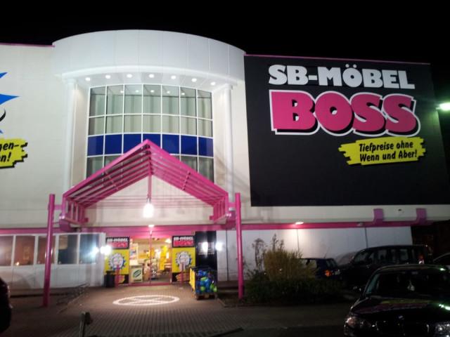 Sb Mobel Boss Handelsgesellschaft Mbh Co Offenbach Am