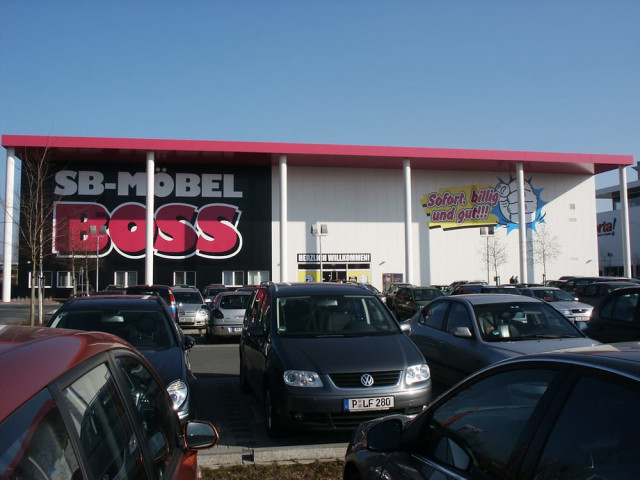 Sb Möbel Boss Handelsgesellschaft Mbh Co Kg Potsdam Tel