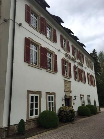 Schloss Lehen Hotel Und Restaurant Bad Friedrichshall