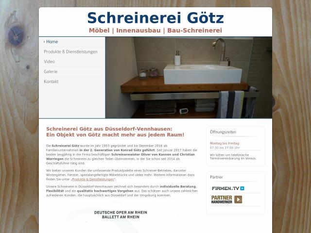 Schreinerei Düsseldorf schreinerei götz gmbh tel 0211 2792 bewertung