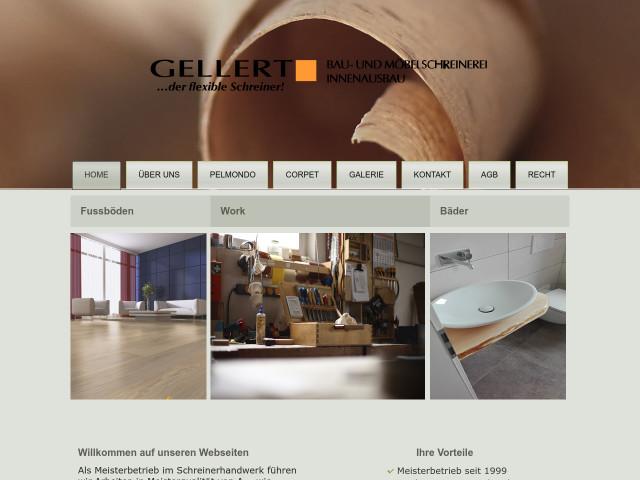 Schreinerei Peter Gellert Tel 0731 17639 Adresse