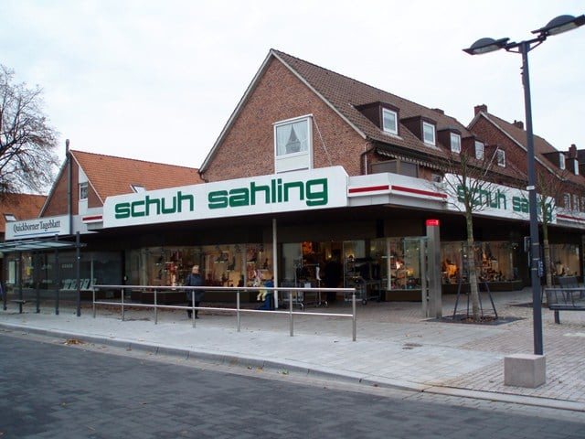 Schuhhaus Sahling Dirk Heins Tel 04106 21